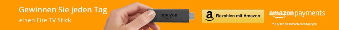 Amazon Payments Gewinnspiel