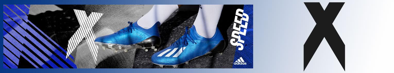 Adidas X Fußballschuhe für jeden Untergrund auf Profniveau