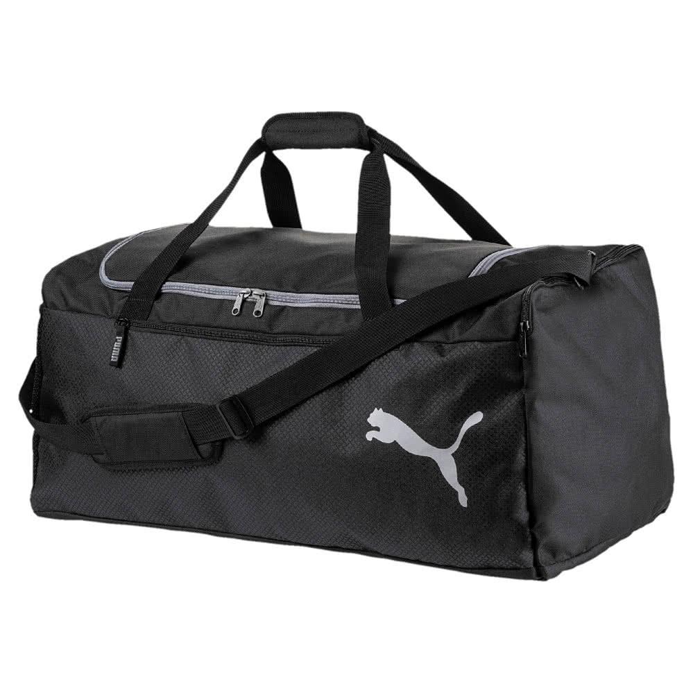 Puma Sporttasche Fundamentals Sports Bag L 075529-01 Puma Black ...