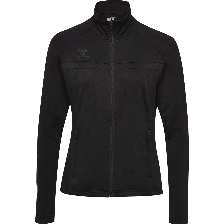 hummel damen trainingsjacke jasmin zip jacket 203025. Black Bedroom Furniture Sets. Home Design Ideas