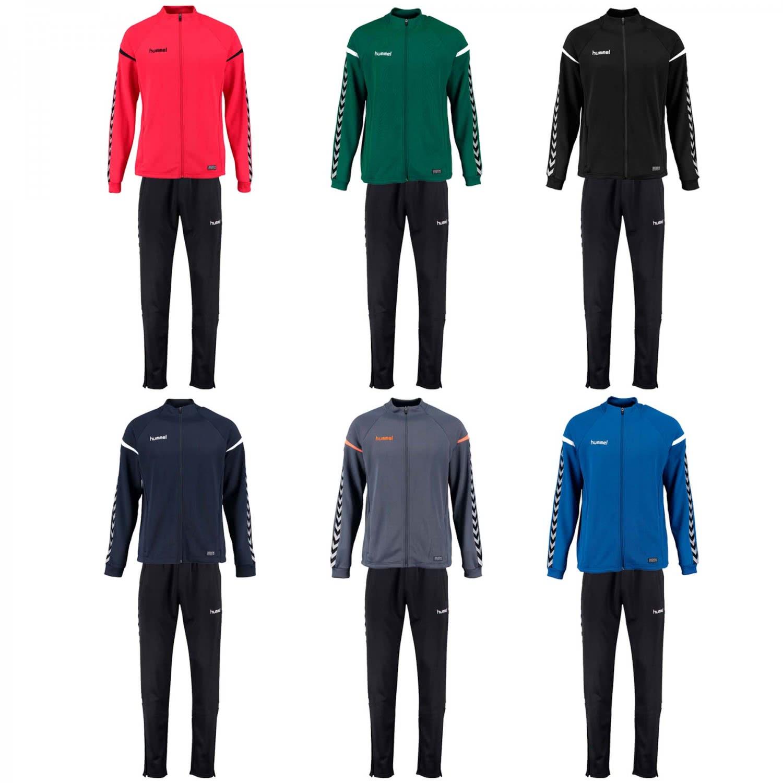 Hummel Herren Trainingsanzug Authentic Charge Poly Suit