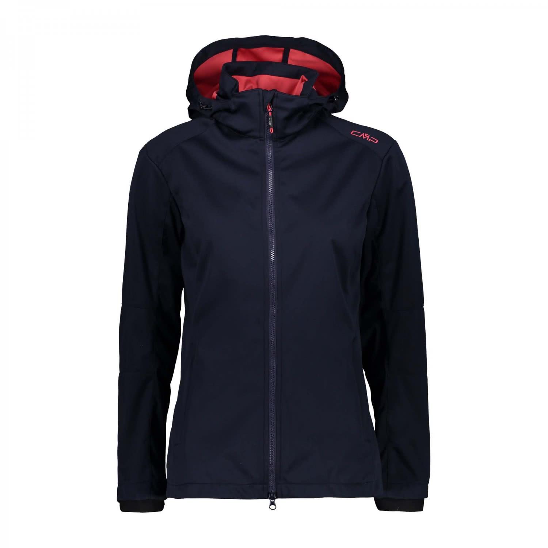 CMP Damen Fleecejacke Woman Jacket Fix Hood 39G7376