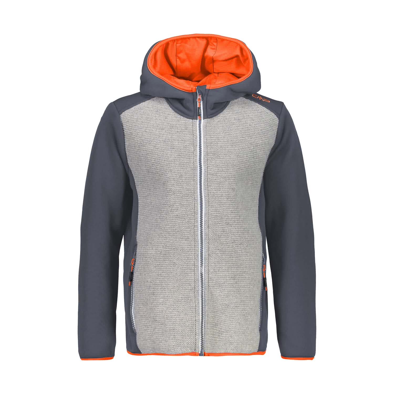 präsentieren Rabatt begrenzter Stil CMP Jungen Fleece Jacke Fix Hood 39M3994 | cortexpower.de