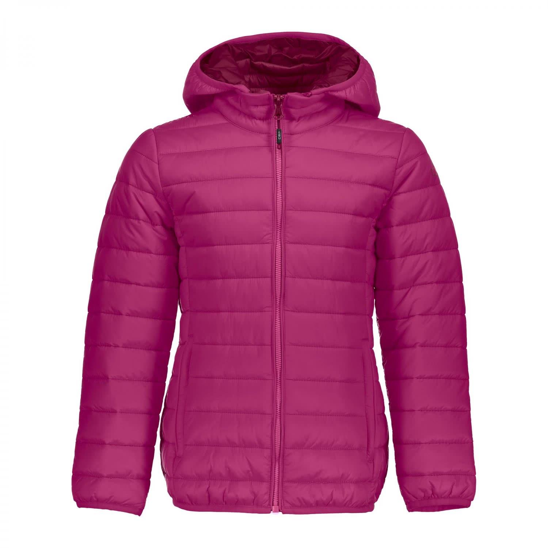 best sneakers 9b22c 24471 CMP Mädchen Daunenjacke Girl Jacket Fix Hood 39Z5055-H820 ...