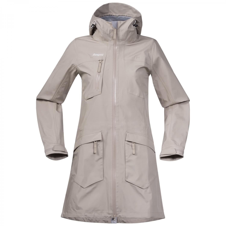 bergans damen mantel hella lady coat 5094. Black Bedroom Furniture Sets. Home Design Ideas