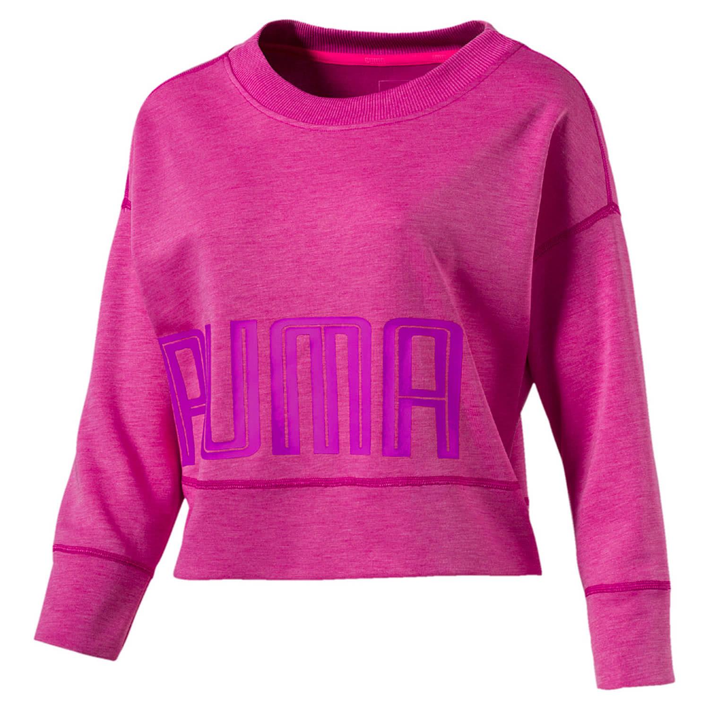 puma damen pullover yogini pullover 515125. Black Bedroom Furniture Sets. Home Design Ideas