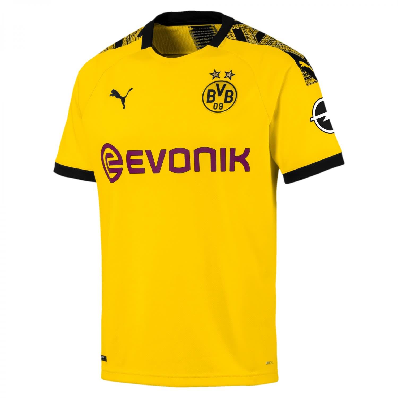 innovative design outlet online best deals on Puma Herren Borussia Dortmund BVB Home Trikot 2019/20 755737 |  cortexpower.de