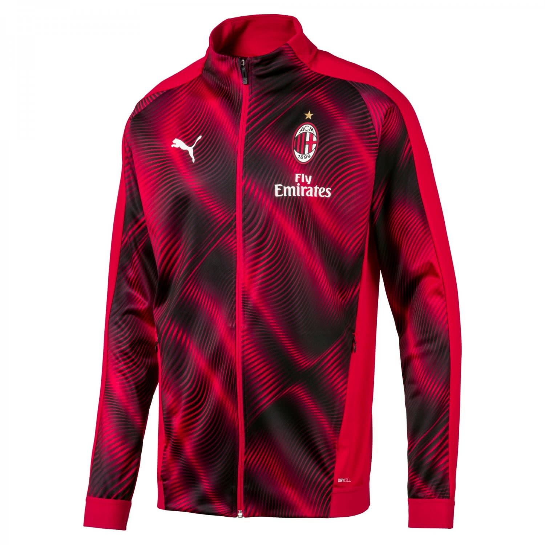 Puma Herren AC Milan Trainingsjacke 201920 755895 01 XL