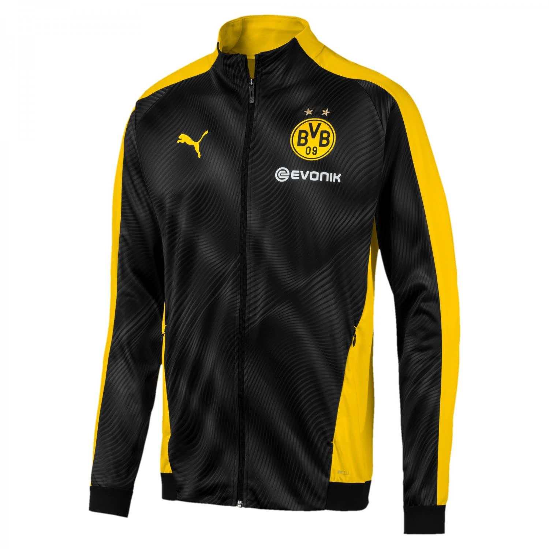 Puma Herren Borussia Dortmund League Stadionjacke 201920 756224  