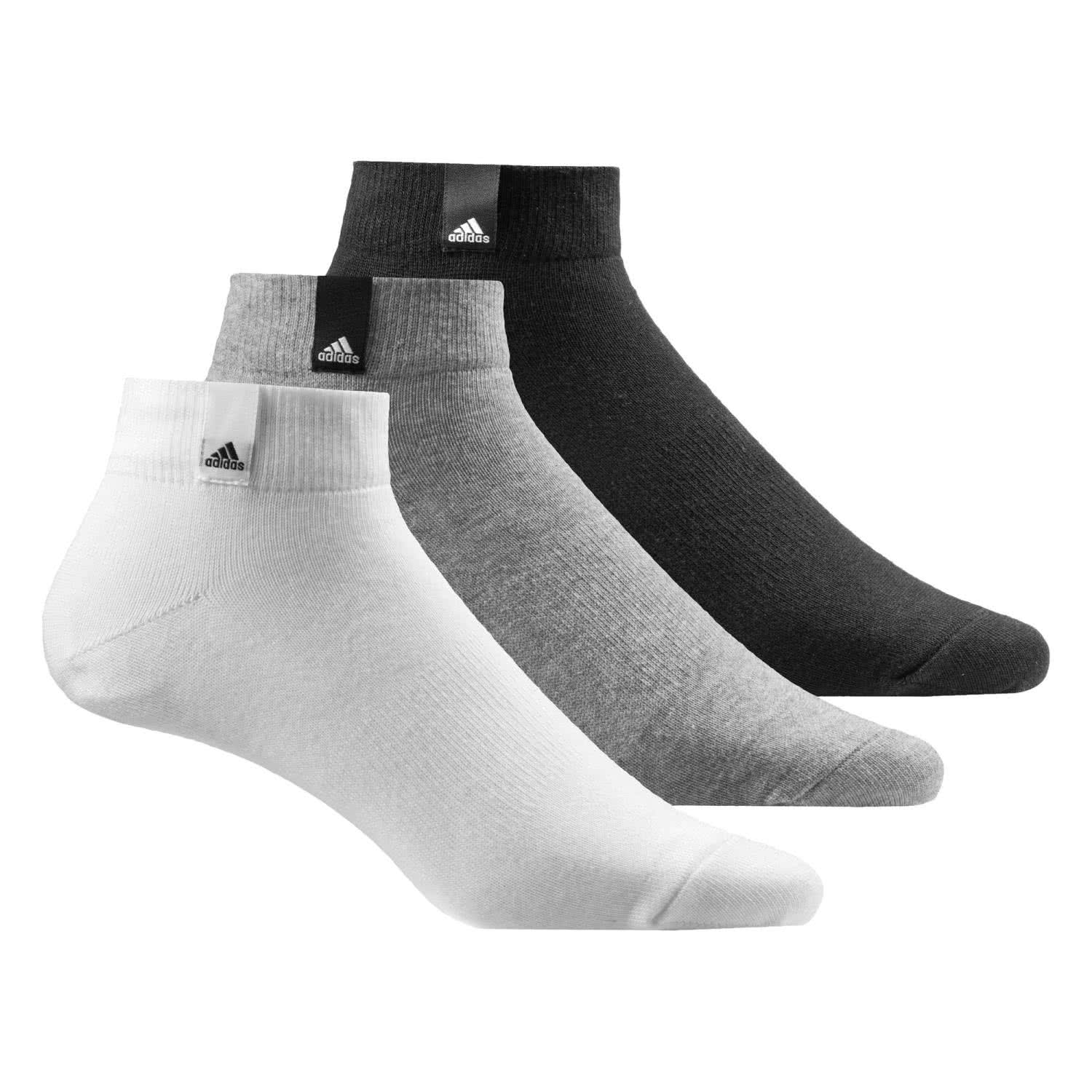 Herrenmode Socken adidas Sportsocken Performance Ankle Thin