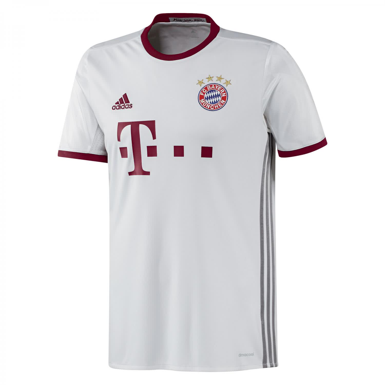 adidas Herren FC Bayern München UCL Trikot 1617 |
