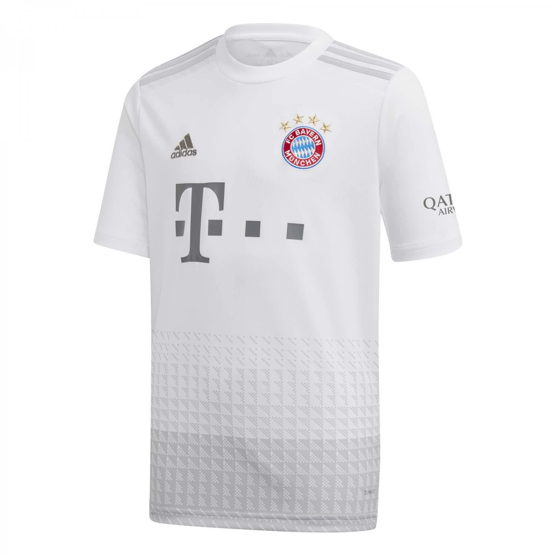 adidas Kinder FC Bayern München Away Trikot 201920  