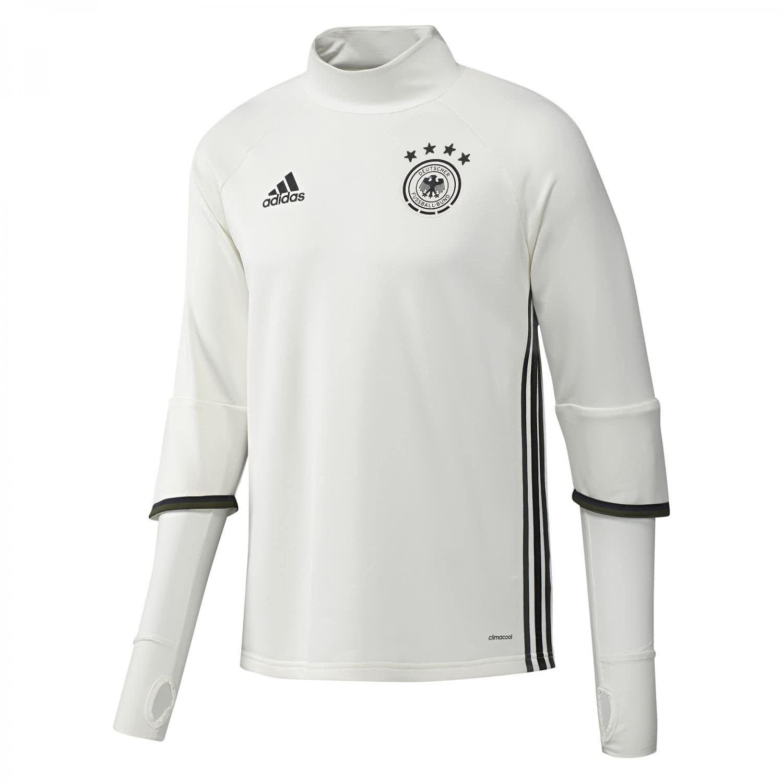 adidas Herren DFB Training Top EM 2016 AI5522 S Off White