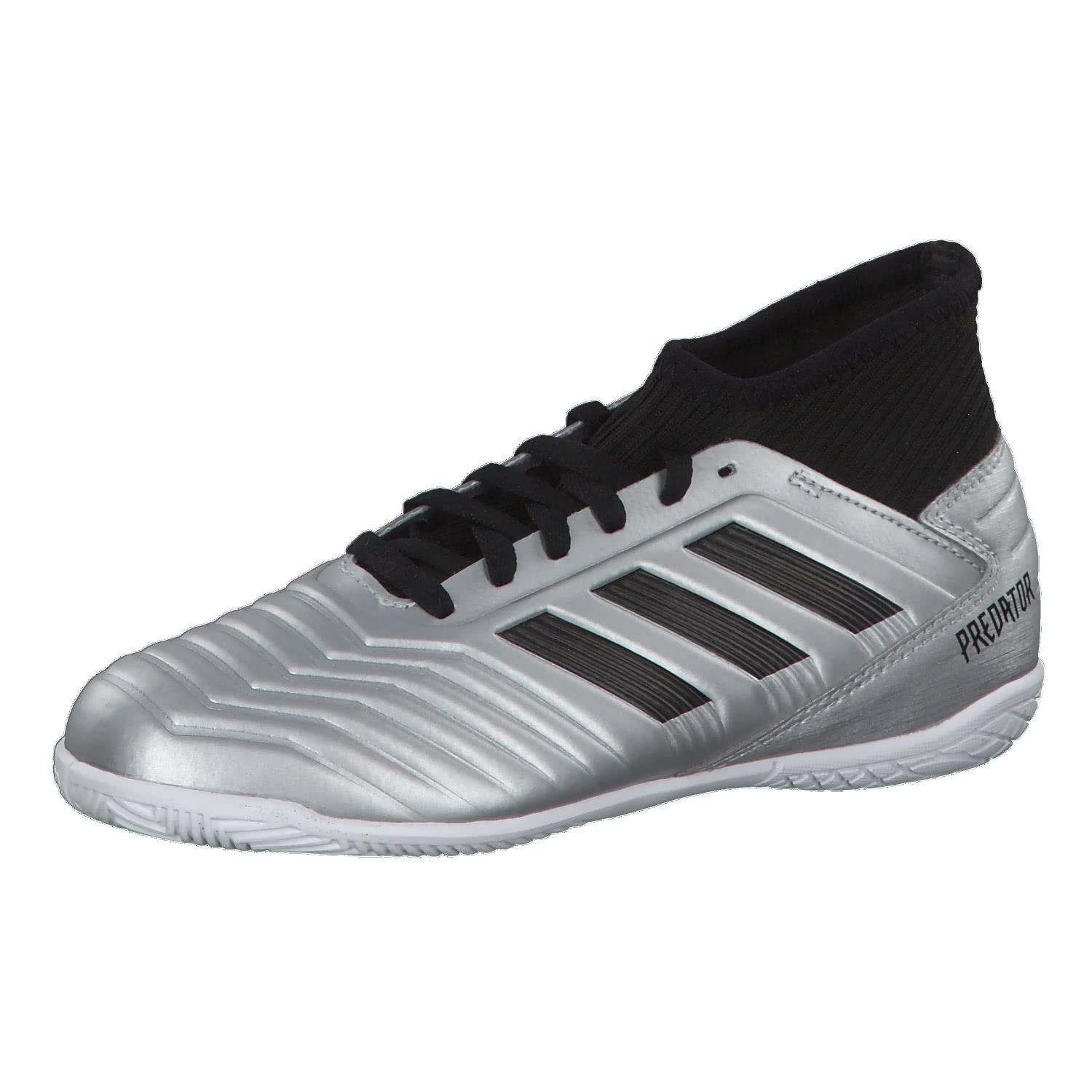 discount wholesale price detailed images adidas predator 19.3 tf white blue pink shoes