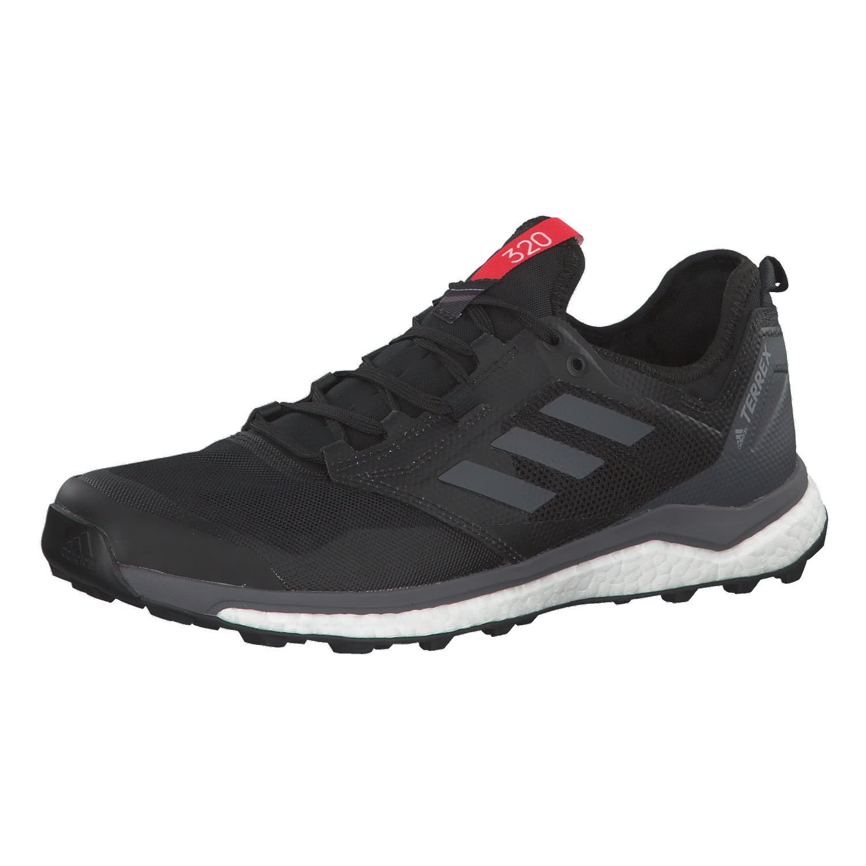 Preludio Aventurero la licenciatura  adidas TERREX Herren Trailrunning Schuhe AGRAVIC XT AC7660 43 1/3  CBLACK/GREFIV/HIRERE | 43 1/3 | cortexpower.de