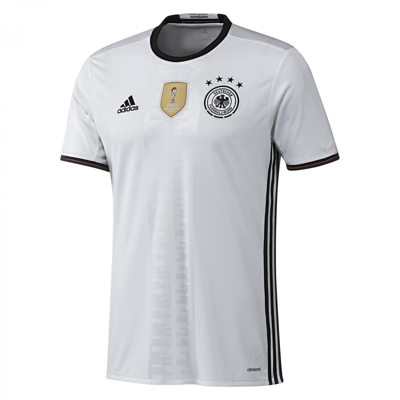 adidas Herren DFB Home Trikot EM 2016 AI5014 M whiteblack