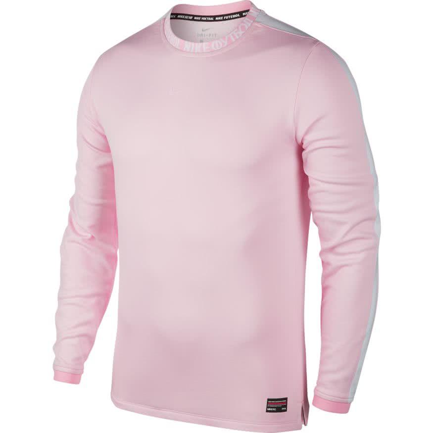 cheaper 69bb9 e4ad6 Nike Herren Pullover Nike F.C. Crew Top LS AO0358 ...