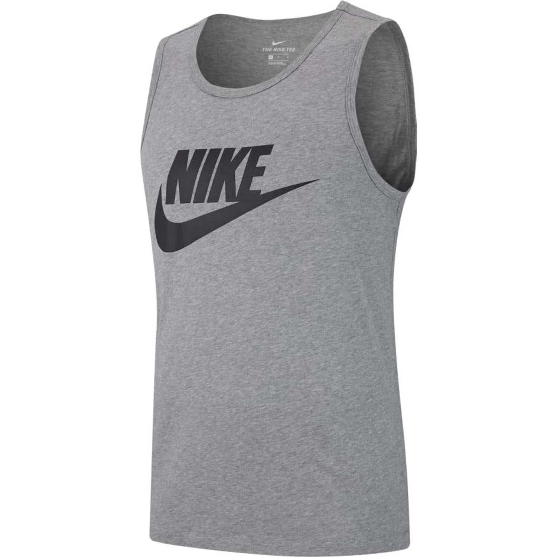 Nike Herren Tank Top Icon Futura AR4991 063 XL Dk Grey