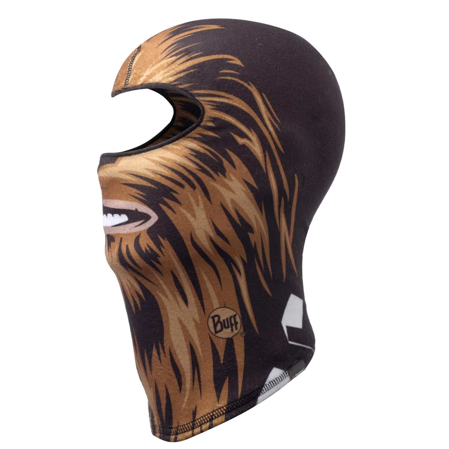 uk billig verkaufen heiß-verkauf freiheit heißer verkauf authentisch Buff Kinder Sturmhaube Polar Balaclava Licenses BUFF 115435-325 Chewbacca  Brown/White | One size | cortexpower.de