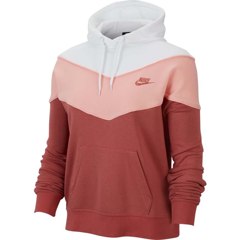 Nike Damen Kapuzenpullover Heritage Hoodie SB BV4956