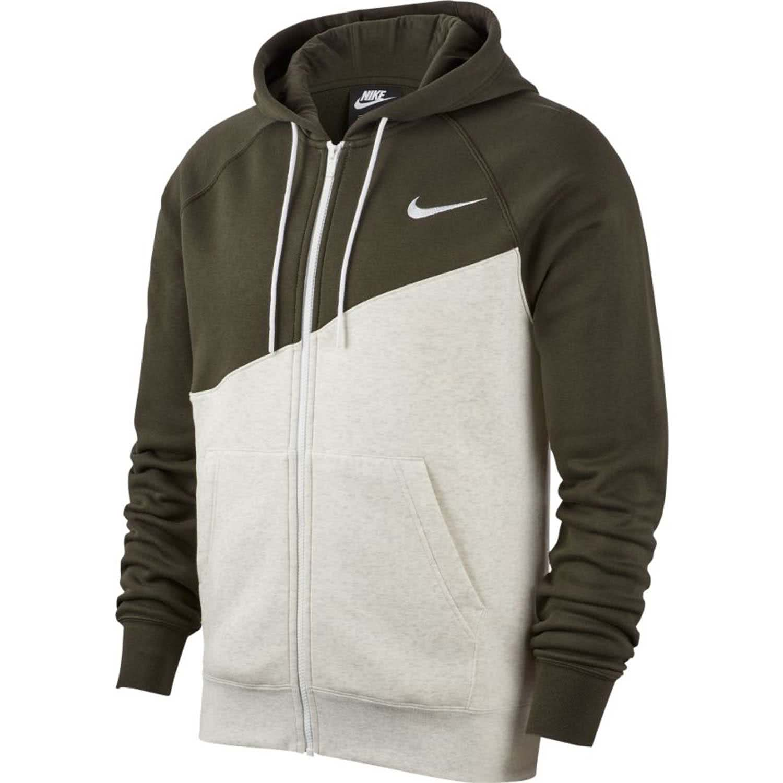 Nike Herren Sweatjacke Swoosh FZ Hoodie BV5237 141 XL