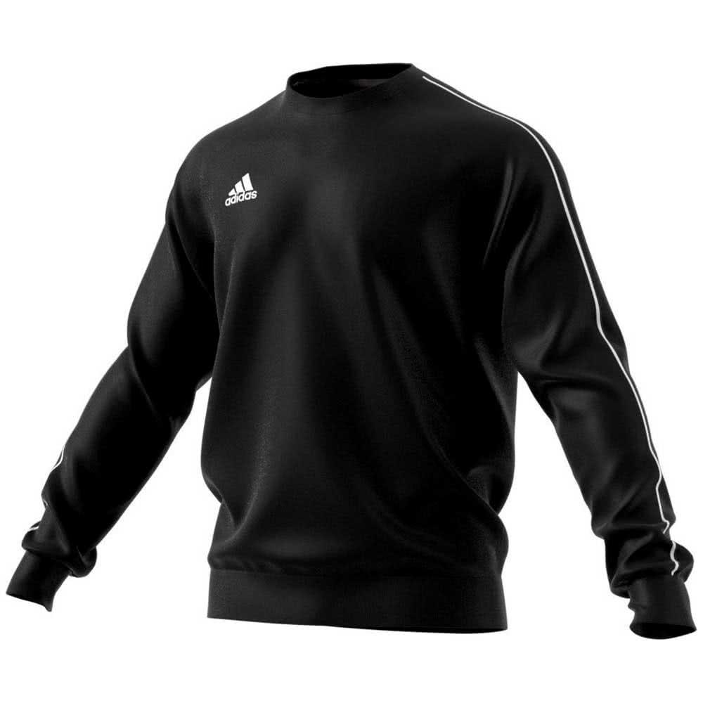 adidas kinder sweatshirt core 18. Black Bedroom Furniture Sets. Home Design Ideas