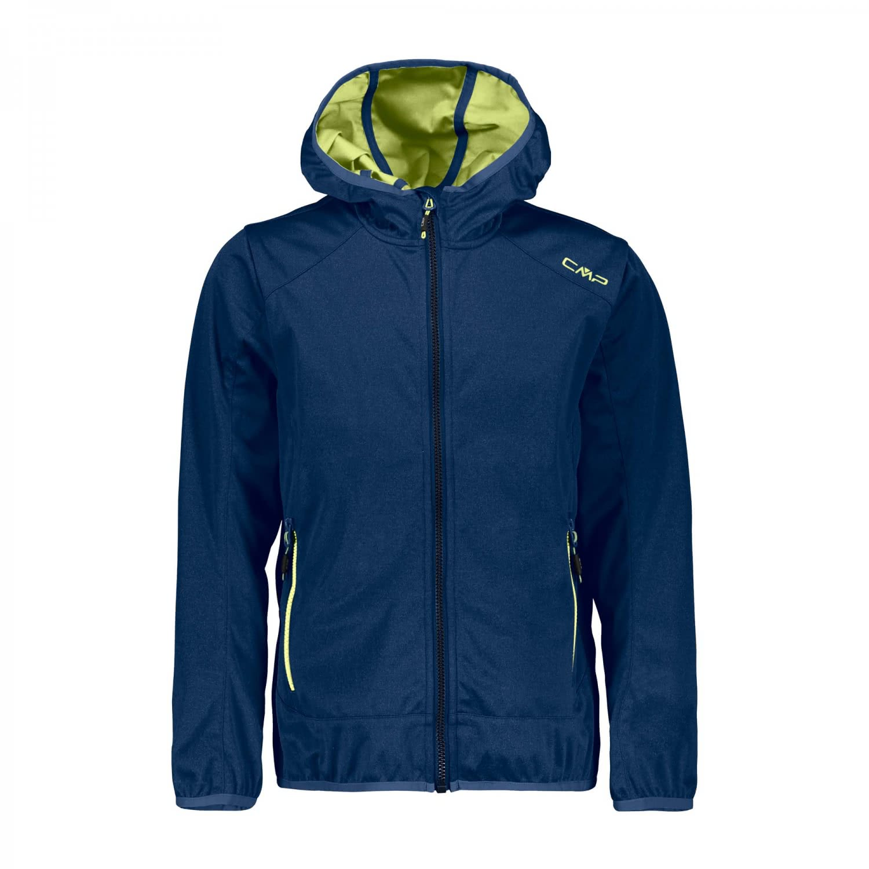 CMP Jungen Softshelljacke Boy Jacket Fix Hood 39A5134M