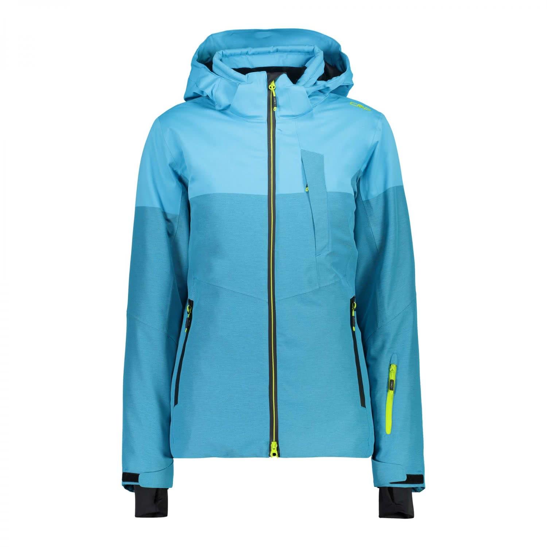 CMP Damen Skijacke Woman Jacket Zip Hood 39W1726