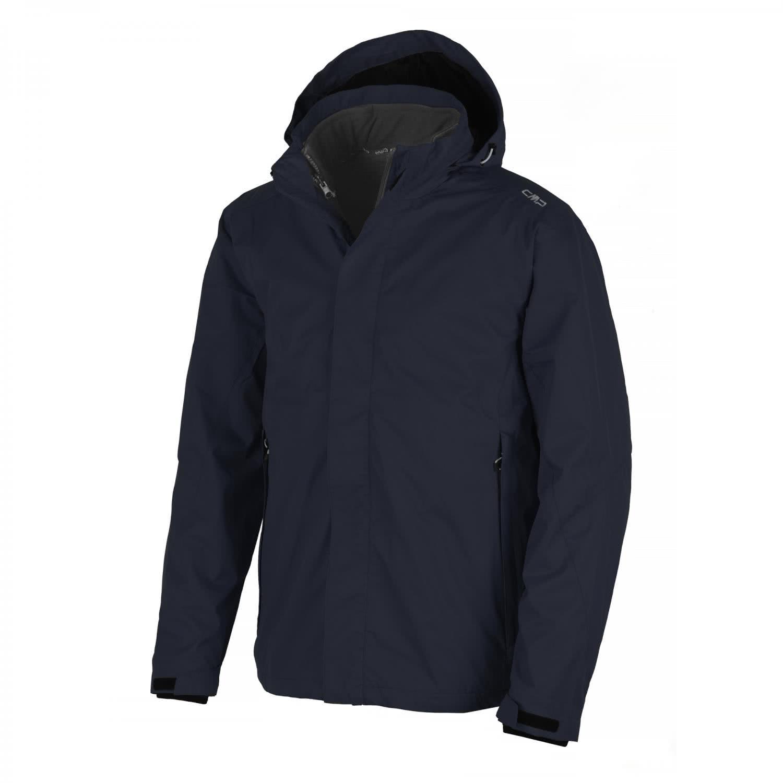 cmp herren jacke fix hood 3 in 1 jacket 3z15667d. Black Bedroom Furniture Sets. Home Design Ideas
