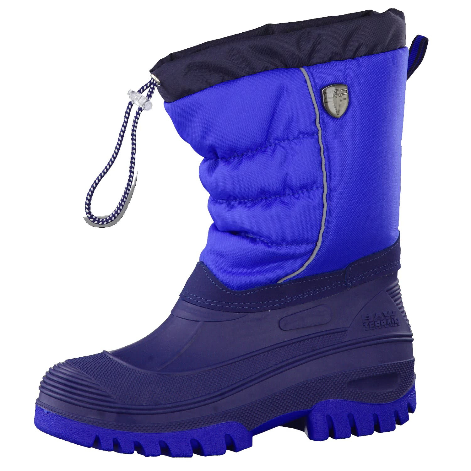 cheap for discount 88397 e0c6c CMP Kinder Winterstiefel Hanki 3Q48064J-M870 34 Navy | 34 ...