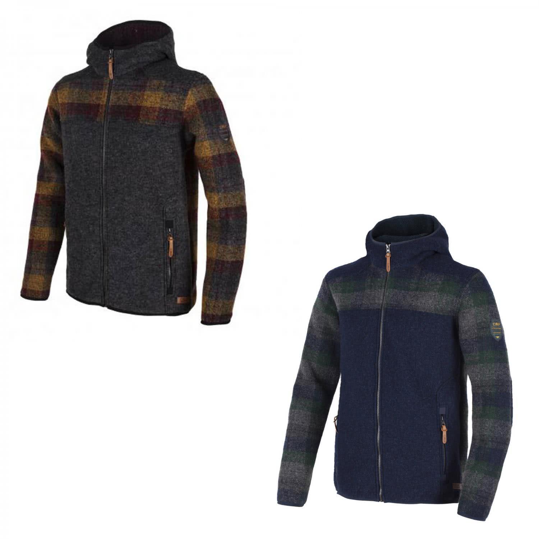 cmp herren jacke fix hood jacket 3m30767 ebay. Black Bedroom Furniture Sets. Home Design Ideas