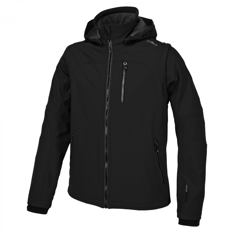 cmp herren softshell jacke snaps hood jacket 3a74427n. Black Bedroom Furniture Sets. Home Design Ideas