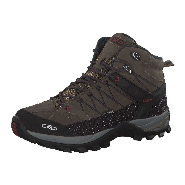 CMP Herren Trekking Schuhe Rigel MID 3Q12947 |