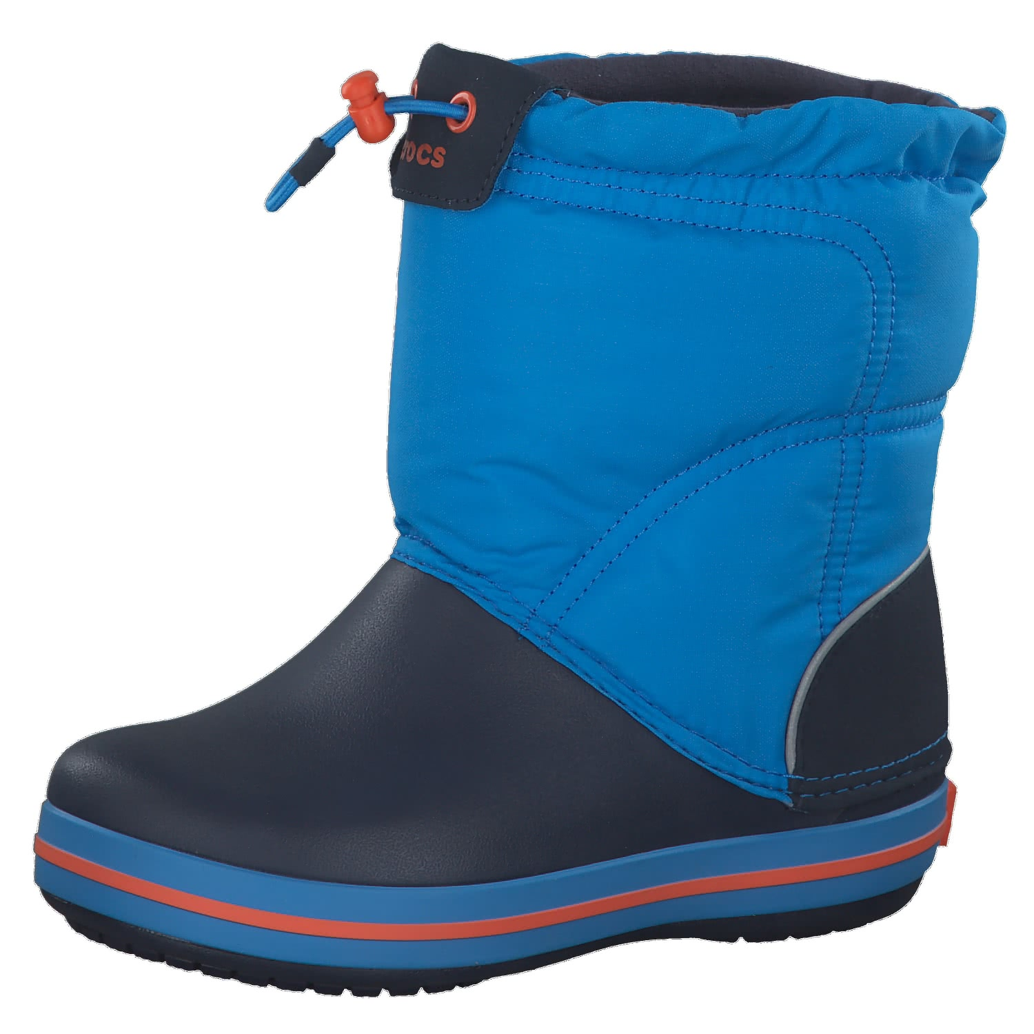 competitive price 9f13c 2613e Crocs Kinder Winterstiefel Crocband LodgePoint Boot K 203509 ...