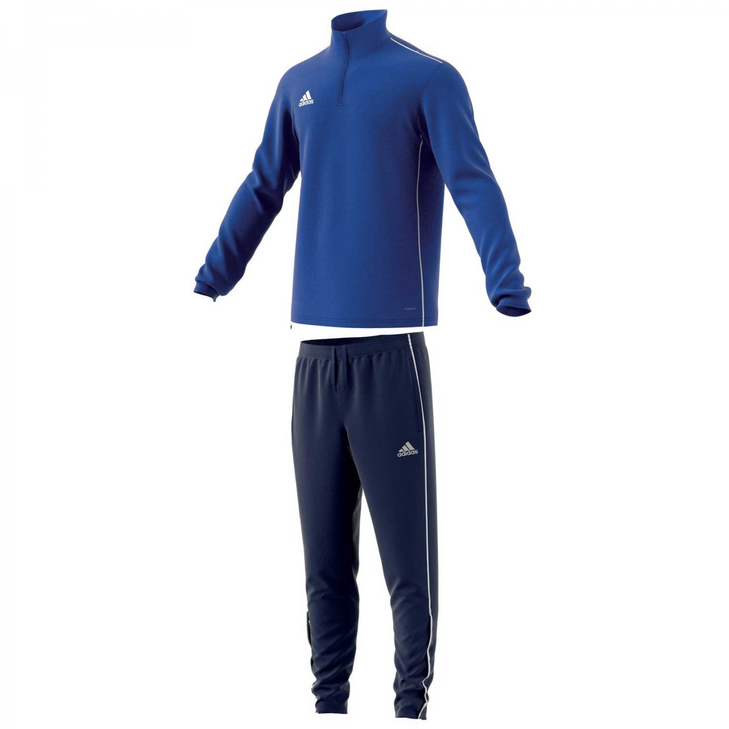 low cost fashion new concept adidas Herren Trainingsanzug Core 18 | cortexpower.de