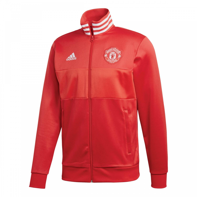 fffac8e57 3s Adidas Manchester Top Trainingsjacke United Herren Track aIP4xqIBw