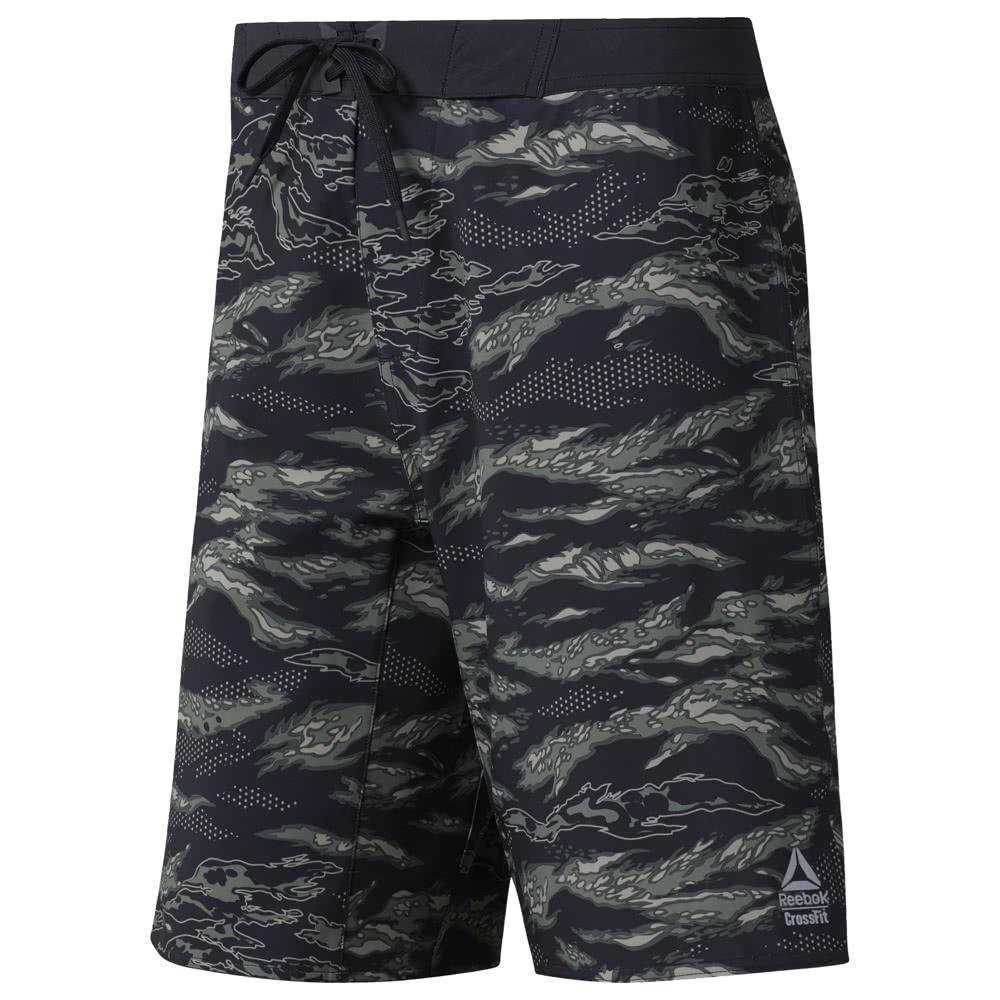Reebok CrossFit Herren Short EPIC Cordlock Camo DP4579 31