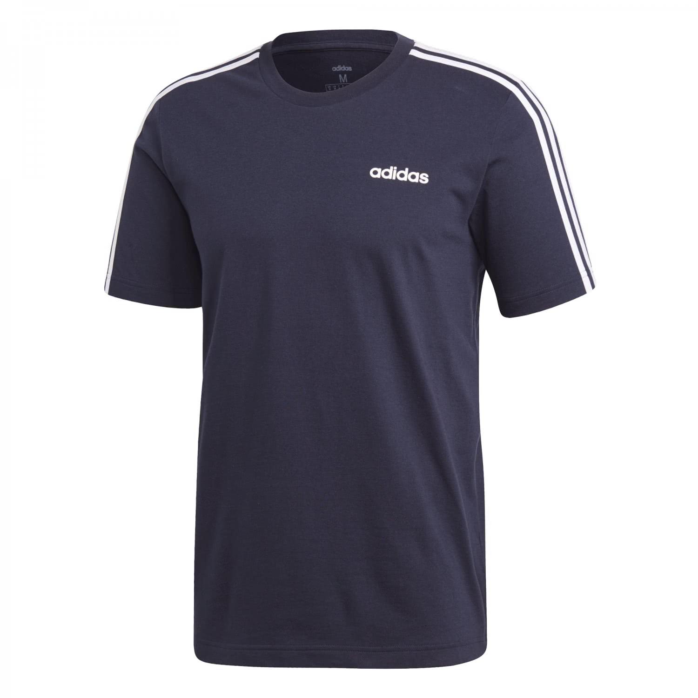 adidas Herren T Shirt Essentials 3 Stripes Tee |