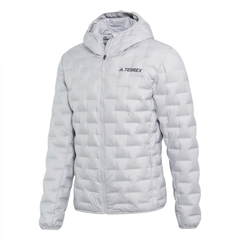 adidas TERREX Herren Daunenjacke Lite Down Hooded Jacket |