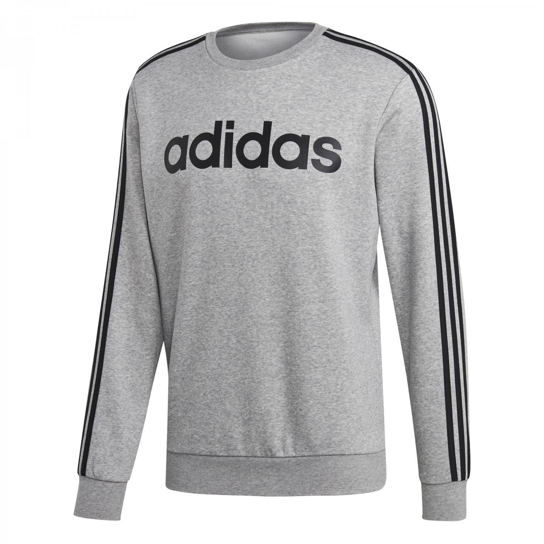 adidas Herren Pullover Essentials 3 Stripes Crewneck Fleece
