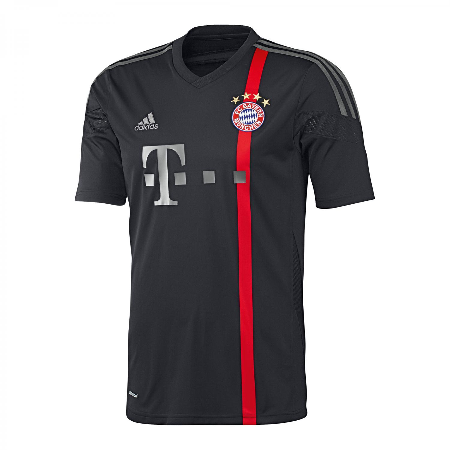 adidas fc bayern m nchen ucl trikot 2014 2015 ebay. Black Bedroom Furniture Sets. Home Design Ideas