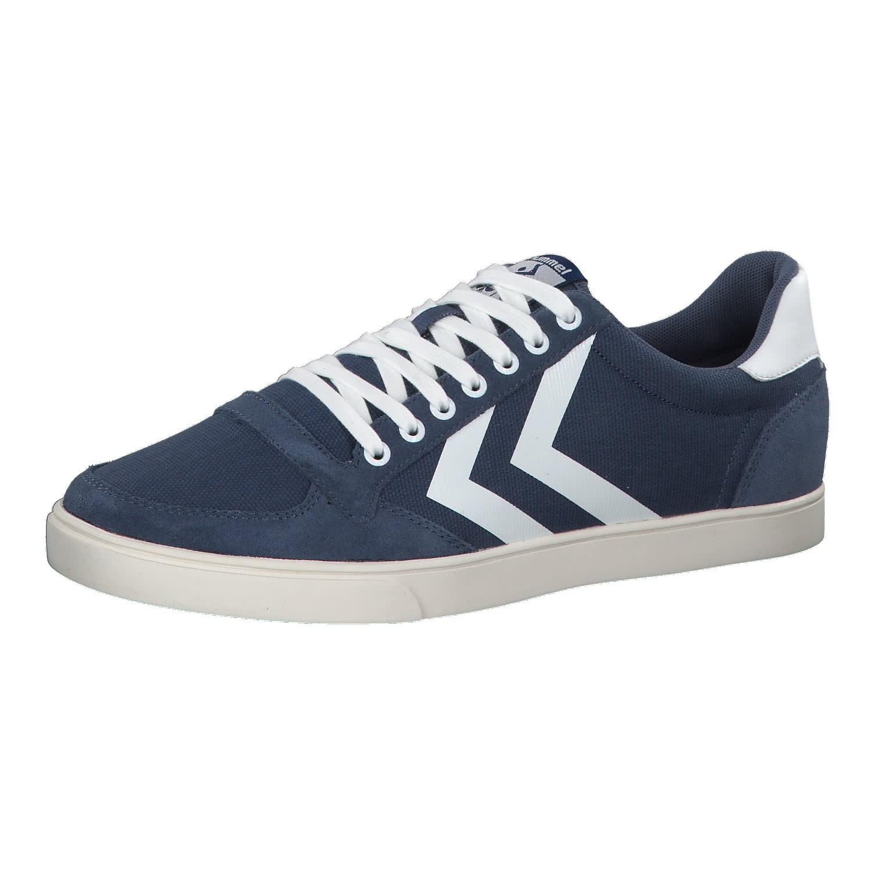 Hummel Sneakers Slimmer Stadil in Blau - 48% MS3B8RFM