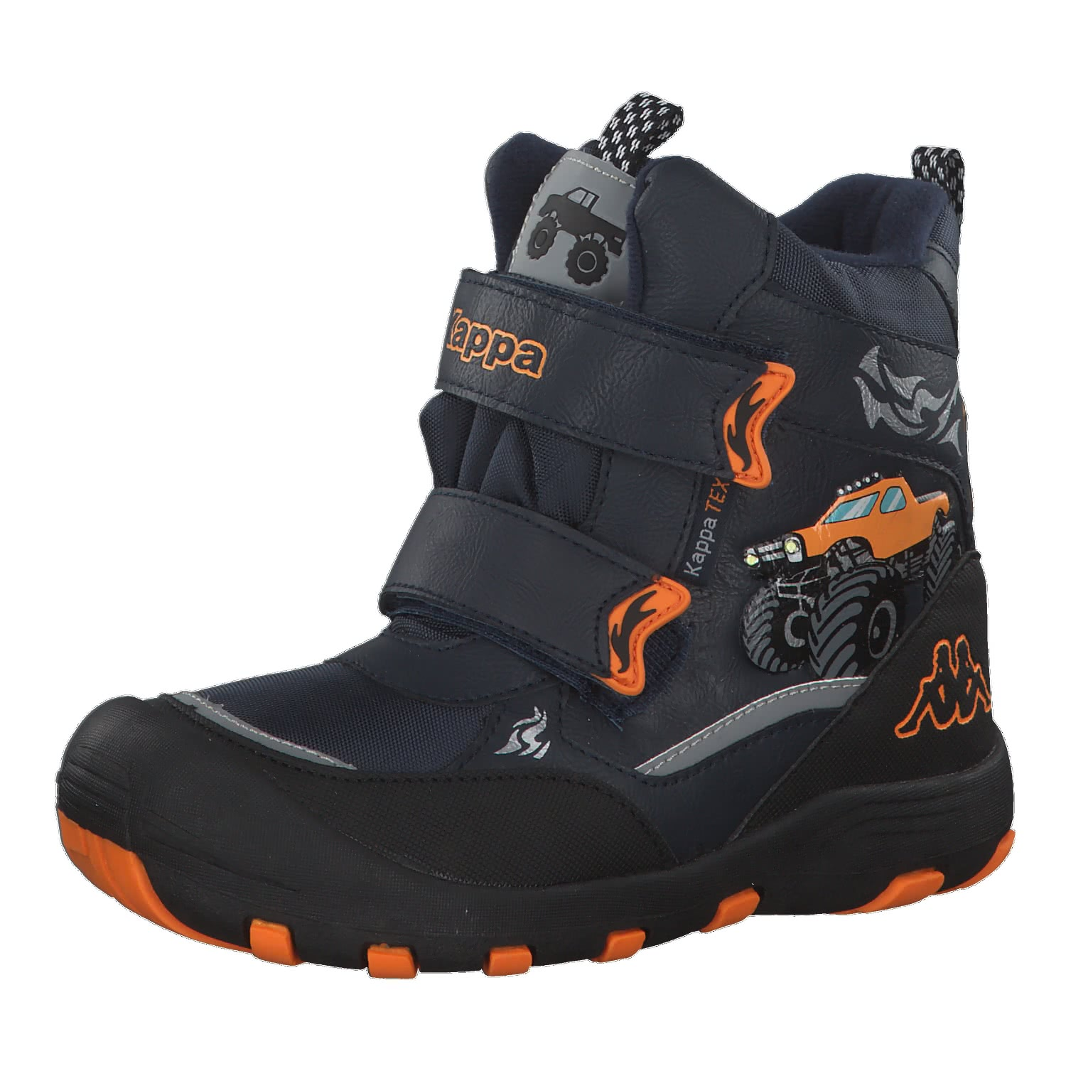 official photos 08fb6 b73fb Kappa Jungen Winterstiefel Big Wheel Tex K 260751K ...