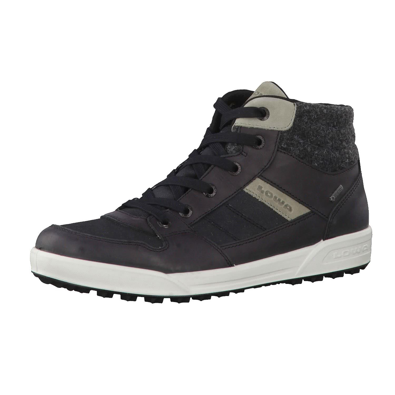 Lowa Herren Sneaker SEATTLE GTX QC 310771 0999 46.5 schwarz
