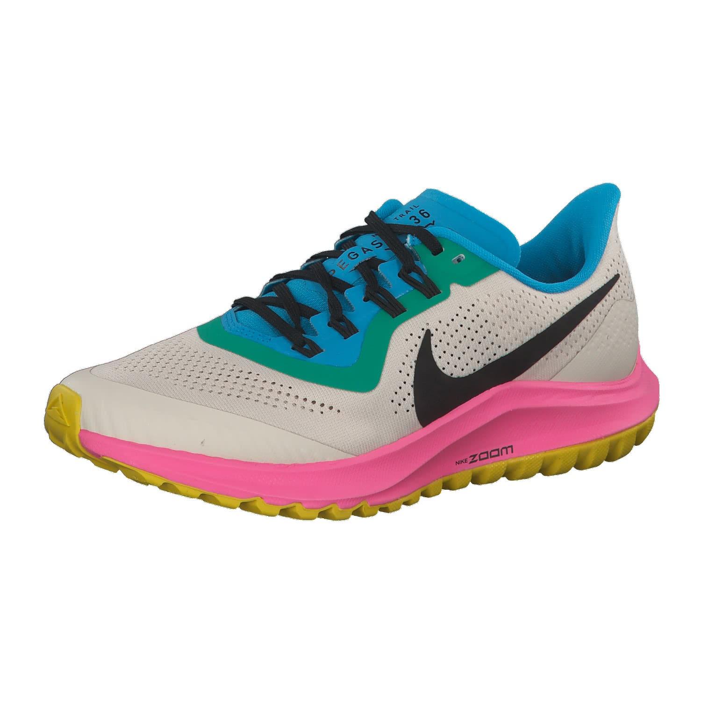 Nike Damen Trail Laufschuhe Air Zoom Pegasus 36 Trail AR5676 101 40 Lt Orewood BrnBlack Pink Blast | 40 |