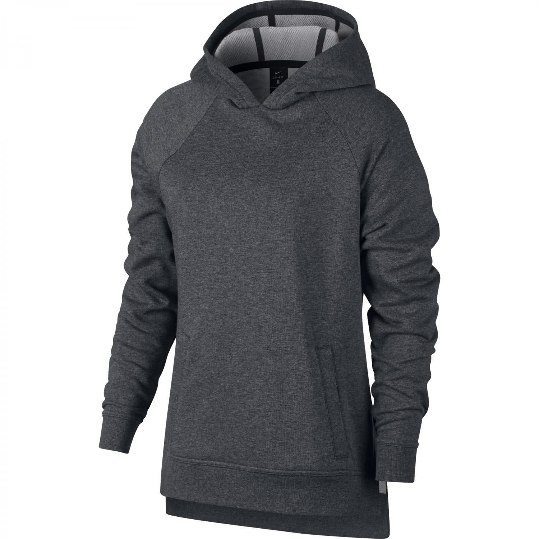 nike damen kapuzenpullover dry hoodie po ls versa 862756. Black Bedroom Furniture Sets. Home Design Ideas