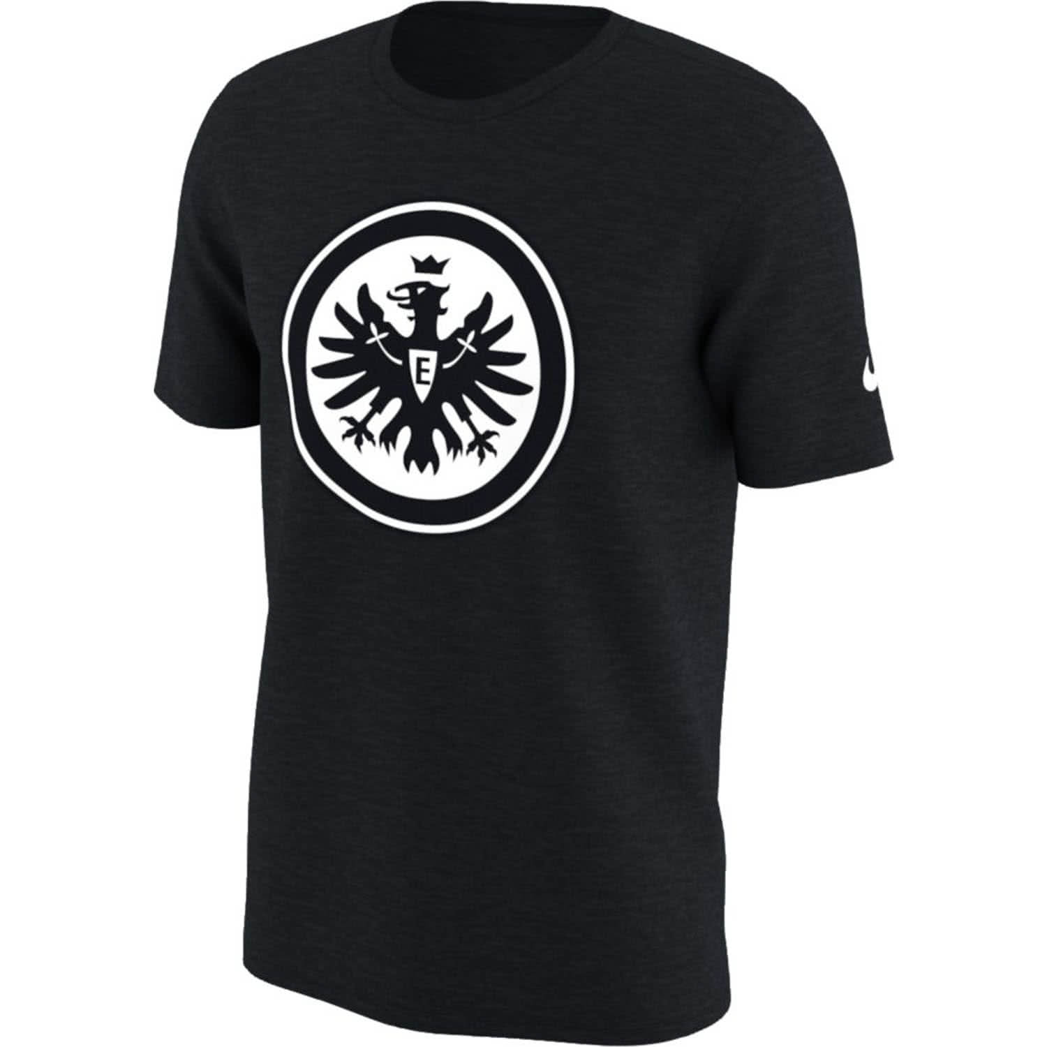 nike herren t shirt eintracht frankfurt tee evergreen. Black Bedroom Furniture Sets. Home Design Ideas