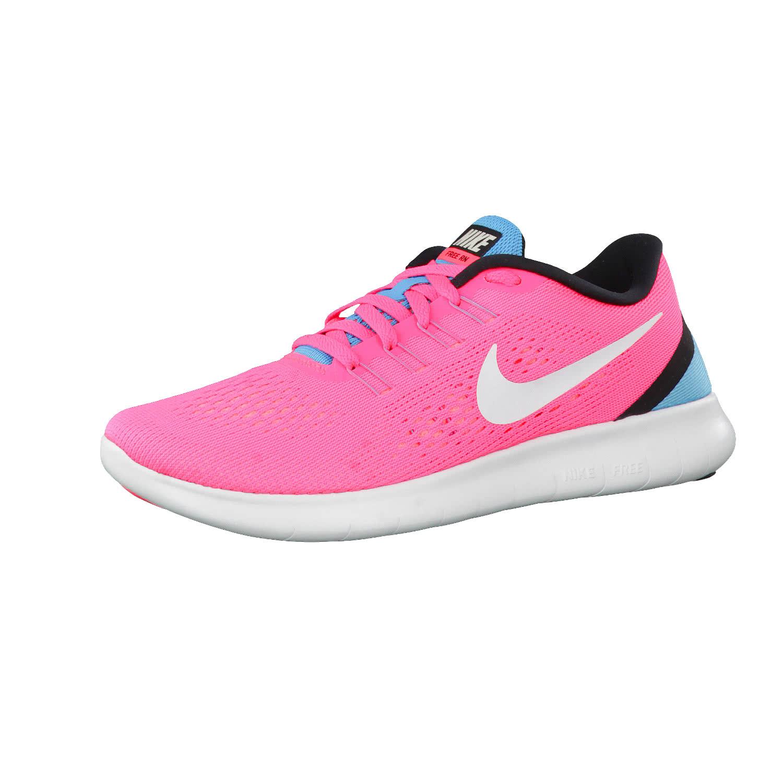 Nike Damen Free RN Laufschuhe Schwarz 385 EU