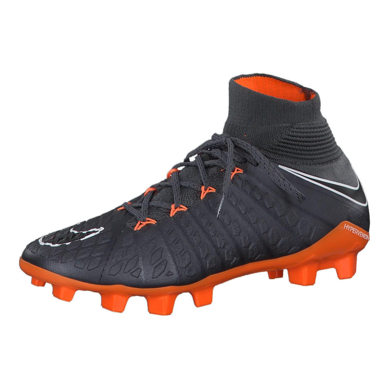 PHANTOM 3 ELITE FG - Fußballschuh Nocken - dark grey/total orange/white 4OCyhxM9
