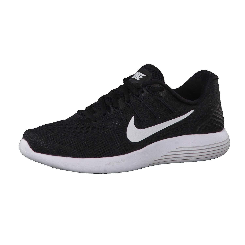 Nike Damen Lunarglide 8 Schuhe Gr e 75 schwarz wei anthrazit 843726 001
